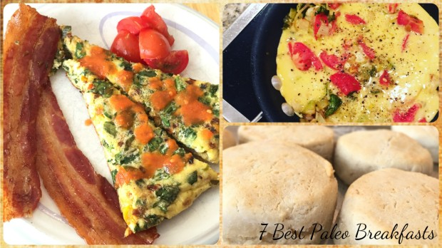 7 Best Paleo Breakfasts